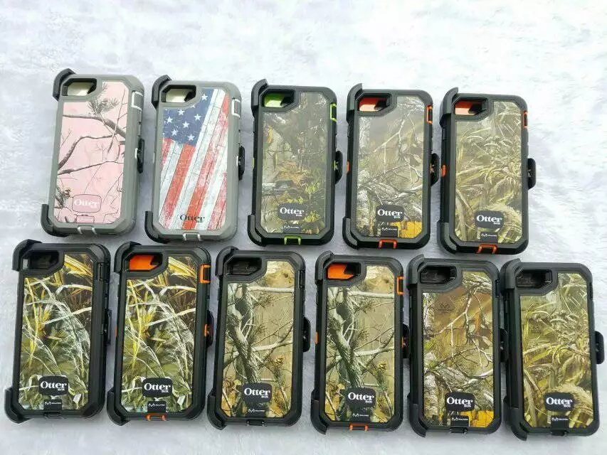 Back Cover Shell Camo Case for iPhone6s, 6s plus, 6, 6plus